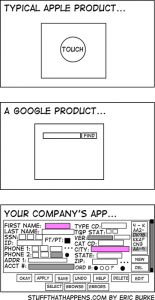 your app