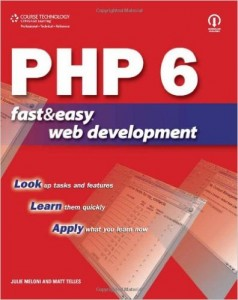 PHP_6_Fast_and_Easy_Web_Development